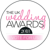 UK Wedding Awards Vote for us !